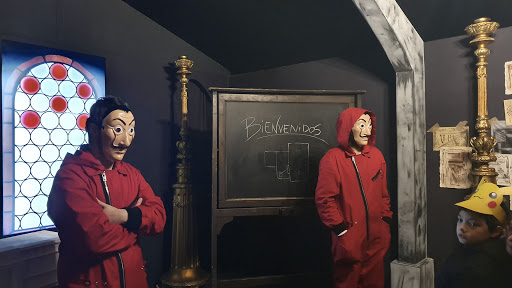 Escape Room Casa di Carta