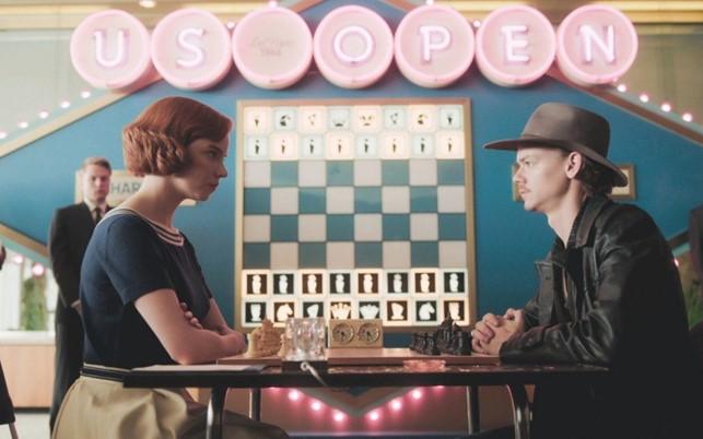 la regina degli scacchi 10 Serial Gamer