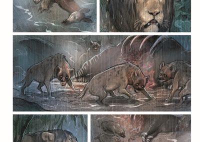 Love il leone interni MEDIA 11 Serial Gamer