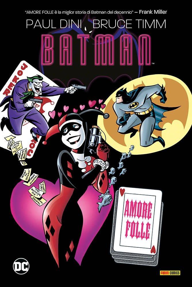 Batman Amore folle Serial Gamer