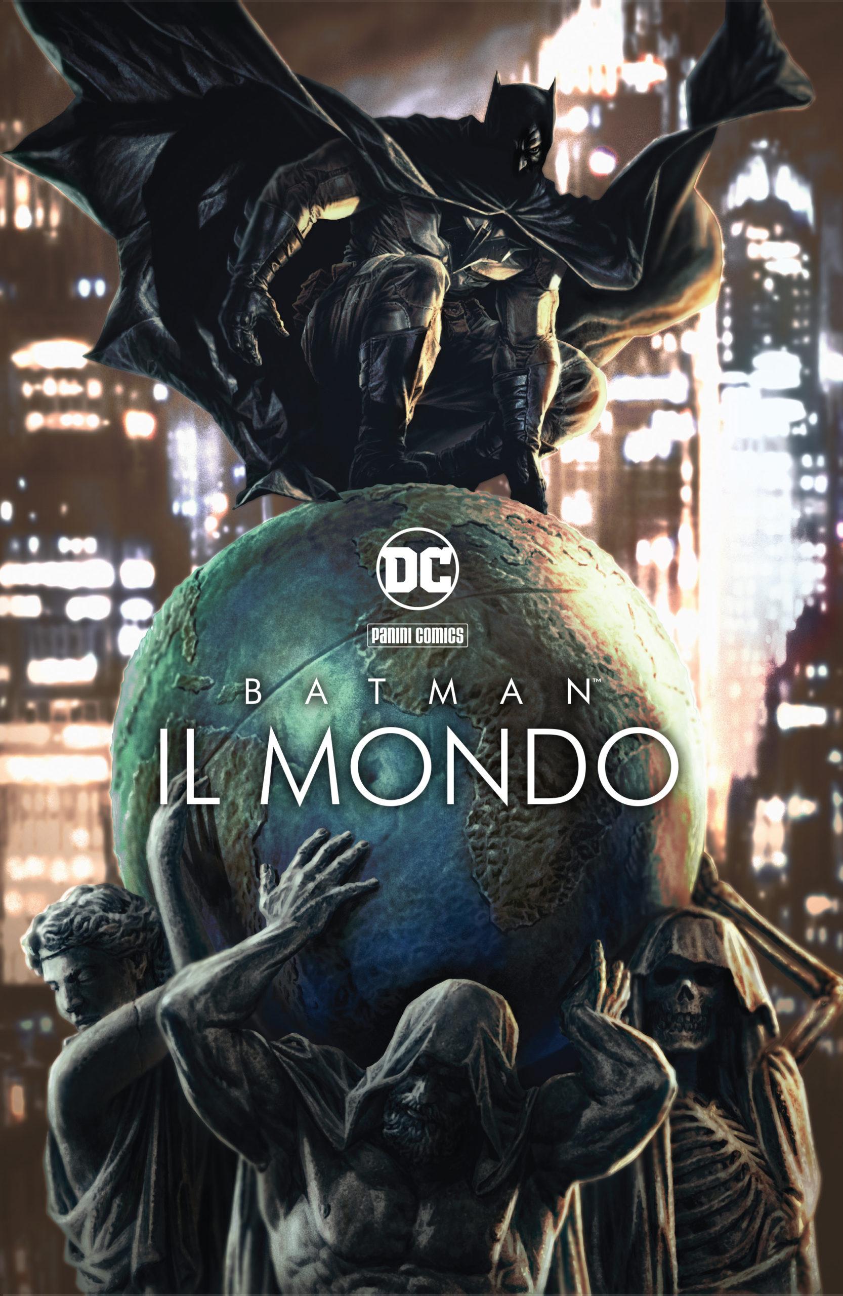 Batman Il Mondo cover scaled Serial Gamer