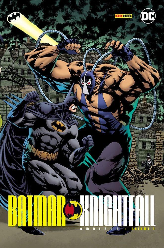 Batman Kinghtfall Serial Gamer