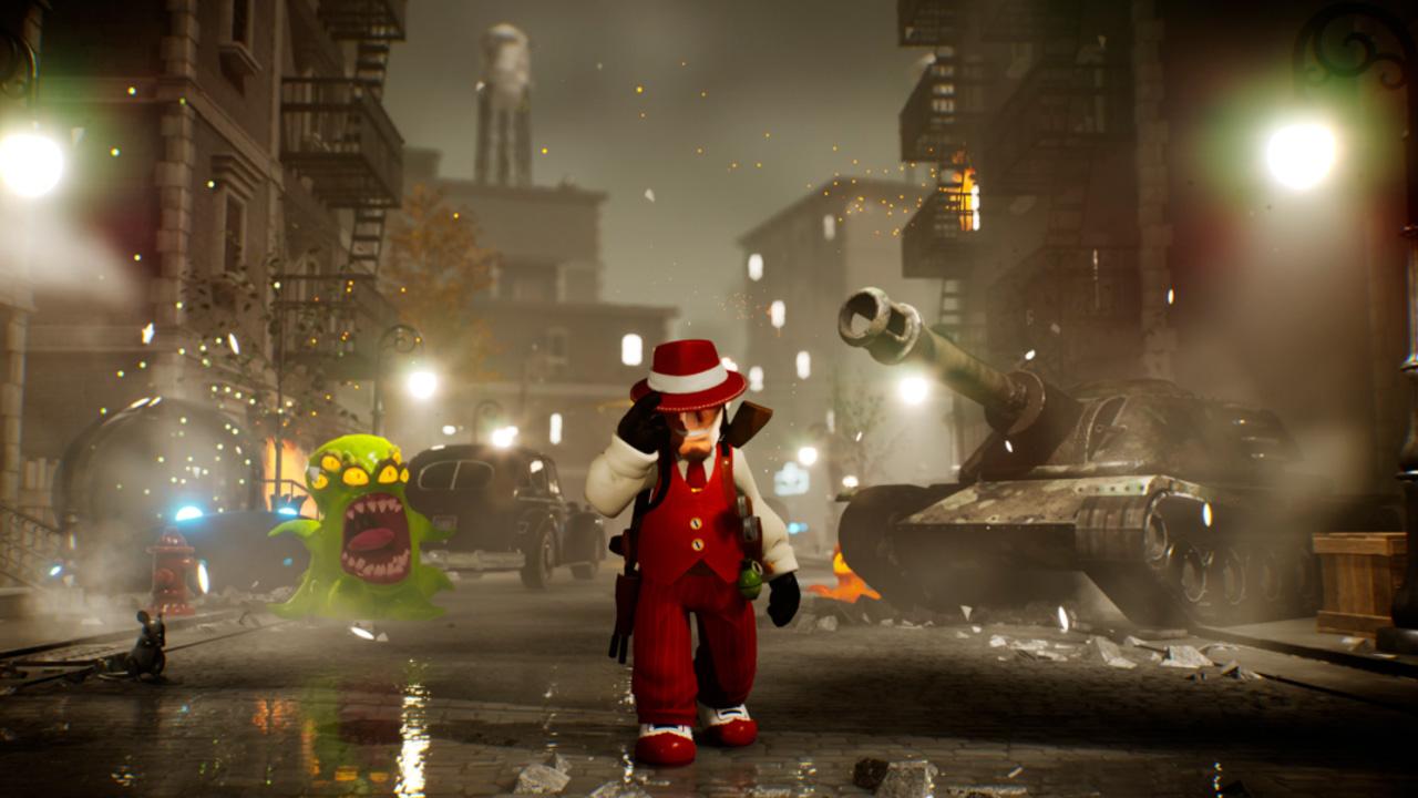 Timothys Night PS5dhng Serial Gamer