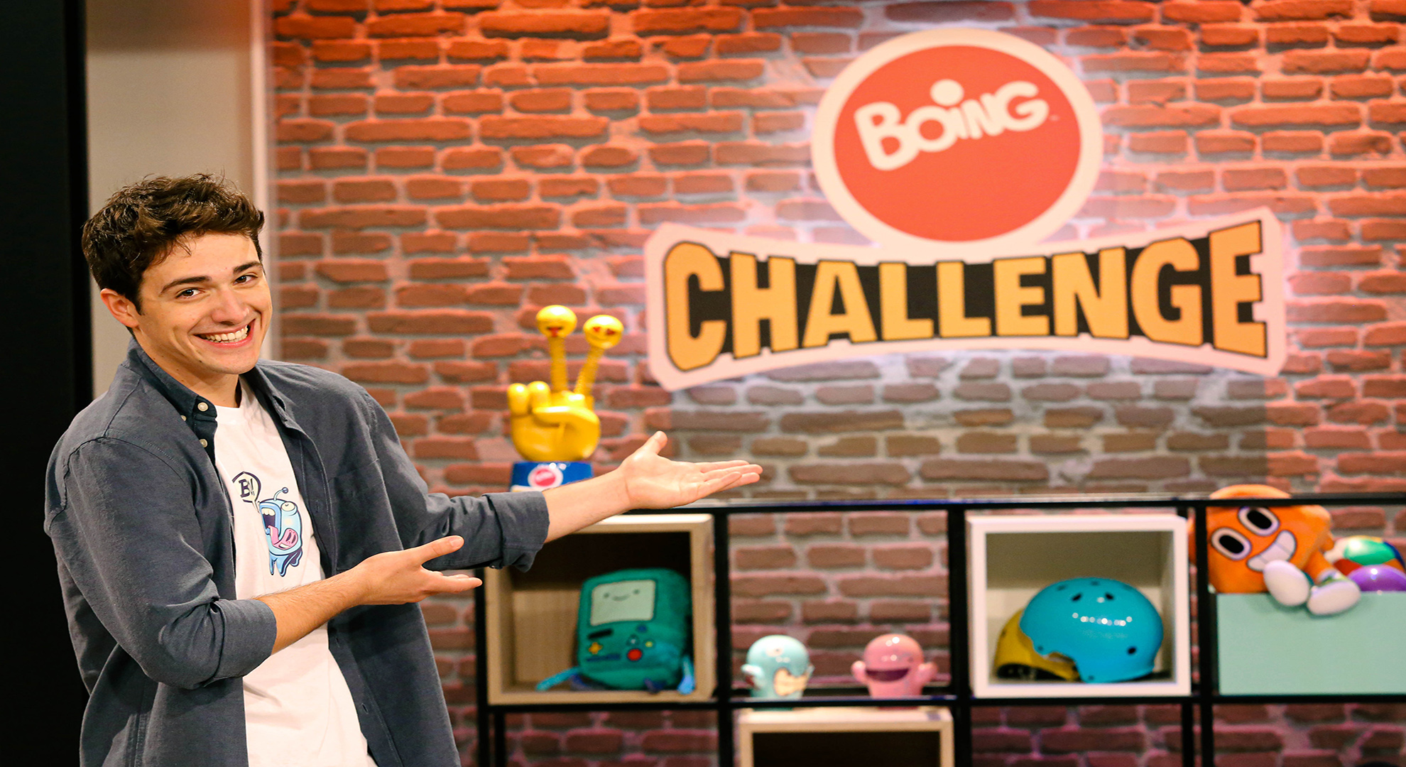 BOING CHALLENGE 2° STAGIONE 1 Serial Gamer