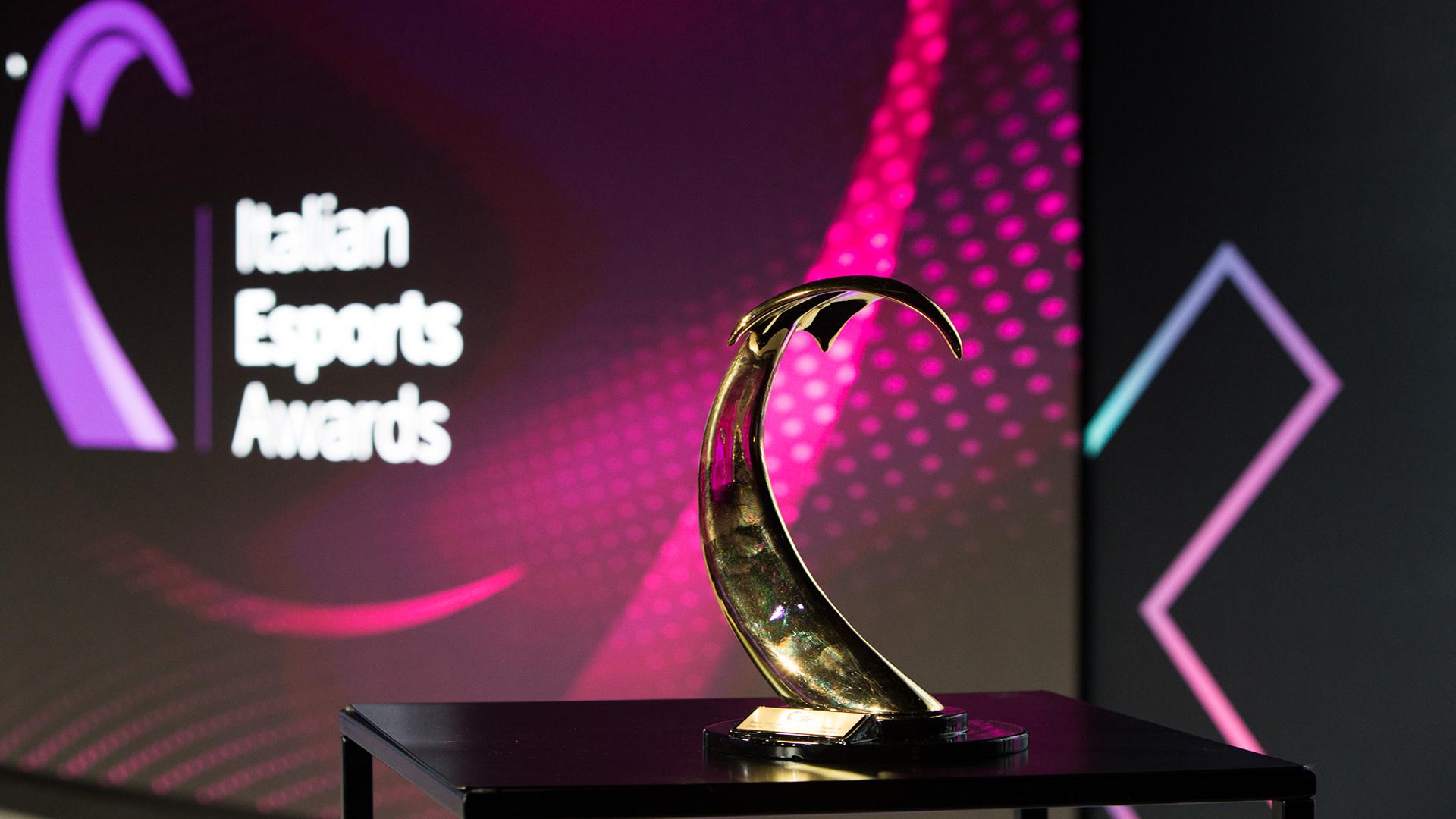 Italian Esports Awards 2021 Serial Gamer